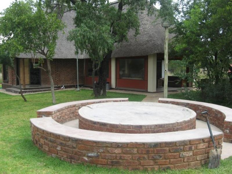 Rooibos Lodge Boma