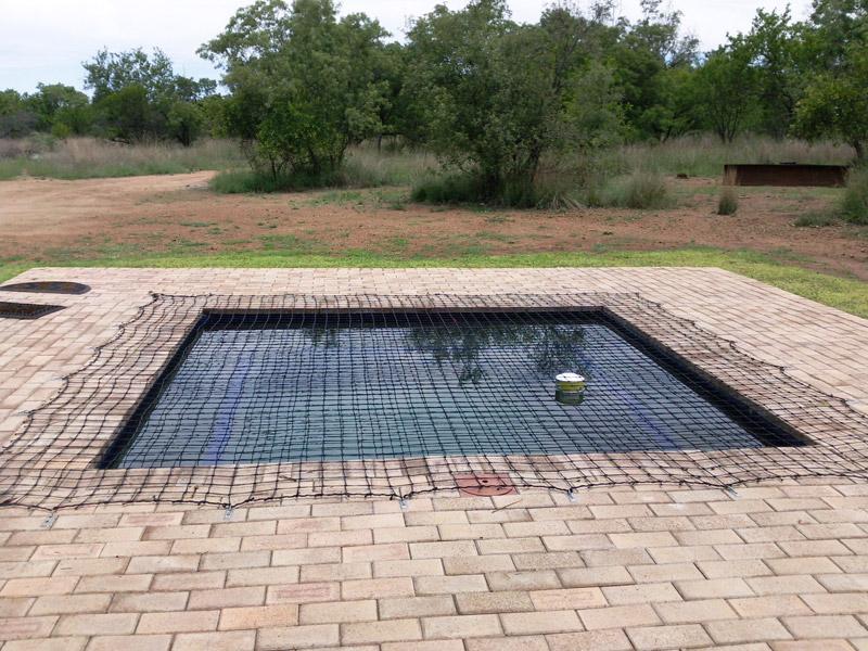 Rooibos Lodge Swimming pool